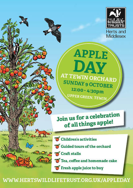 Apple Day 2016 poster